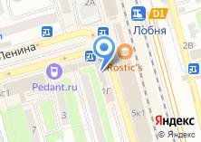 Компания «Пивная кружка» на карте
