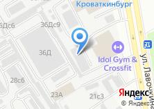 Компания «Crossfit.ru» на карте