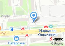 Компания «Снежана» на карте