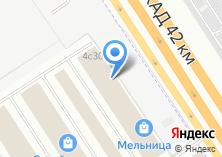 Компания «Мультистрой» на карте