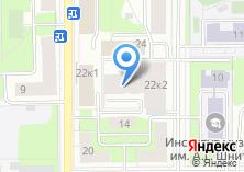 Компания «АвтоМойка24» на карте
