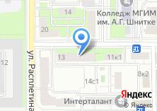 Компания «Детский сад №2177» на карте