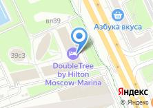 Компания «Строящееся административное здание по ул. Ленинградское шоссе» на карте
