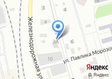 Компания «Железяки» на карте
