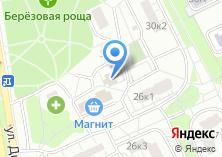 Компания «Магазин овощей и фруктов на Дыбенко» на карте
