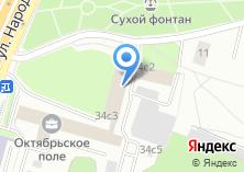 Компания «РадиоТехИмидж» на карте