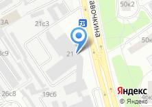 Компания «Митокс» на карте