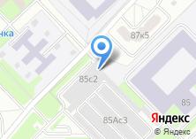 Компания «М-Авто-Клининг» на карте