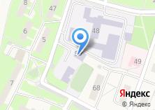 Компания «СДЮШОР по лыжным гонкам» на карте