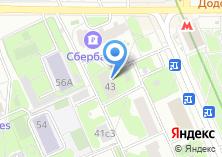 Компания «Линия» на карте