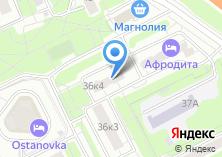 Компания «Sofi» на карте