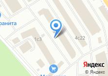 Компания «Lesinka.ru» на карте