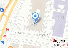 Компания «СОГАЗ-Медсервис» на карте