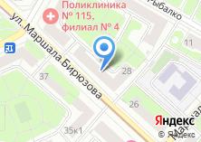 Компания «Булочка №5» на карте
