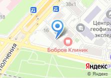 Компания «Стратег» на карте