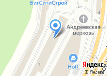 Компания «Каменнофф» на карте