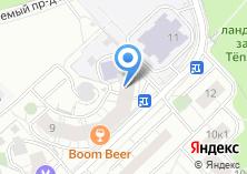 Компания «Строящийся жилой дом по ул. Академика Виноградова» на карте