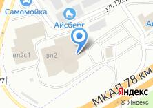 Компания «Лексус Левобережный» на карте
