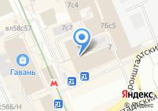 Компания «Сеникс» на карте