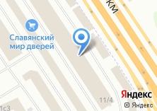 Компания «КраскиОк» на карте