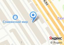 Компания «Salva Doors» на карте