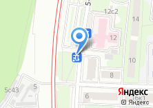 Компания «Автостоянка №119» на карте