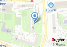 Компания «Tropicana Moscow» на карте