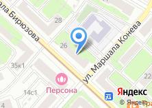 Компания «Протект-Люкс» на карте