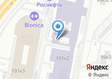 Компания «Институт проблем механики им. А.Ю. Ишлинского РАН» на карте