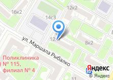 Компания «Juk» на карте