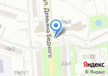 Компания «АР-ТЭКС» на карте