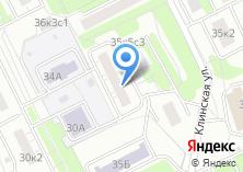 Компания «Handla» на карте