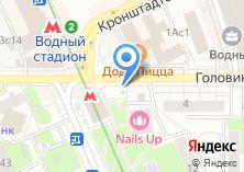 Компания «Пбк» на карте