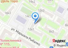 Компания «Страна успеха» на карте