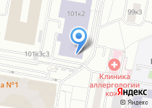 Компания «ГУНПП ОПЛОТ НИИ» на карте