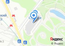 Компания «Олимпийские гаражи» на карте