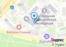 Компания «Московский государственный университет технологий и управления им. К.Г. Разумовского» на карте