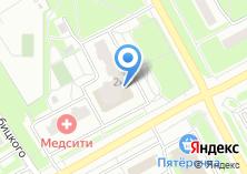Компания «Славянка управляющая компания» на карте