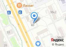 Компания «Московский Дом Книги» на карте