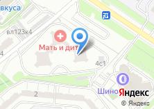 Компания «Мать и дитя» на карте