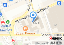 Компания «СГК-трансстройЯмал» на карте