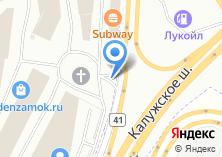 Компания «Концерн Прайд» на карте