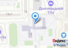 Компания «Гимназия №13» на карте
