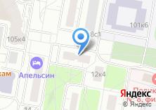 Компания «Студия Кабельного Телевидения Тропарево» на карте