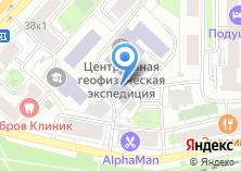 Компания «Грузпремиум» на карте