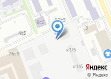 Компания «Decorolux» на карте