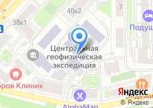 Компания «Оптикбокс» на карте