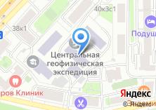 Компания «Нефтегаз-Геологоразведка-Оборудование Россия и страны СНГ» на карте