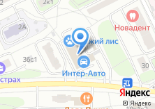 Компания «Мебель для вас» на карте