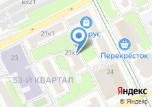 Компания «Центр мануальной терапии Багданова В.А» на карте